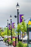 Main Street, Plattsmouth, NE Royalty Free Stock Image