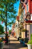 Main Street Süd stockfotos