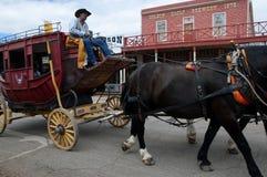 Main Street in Tombstone Arizona Stock Photos