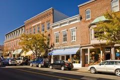 Main Street U.S.A. royalty free stock photography
