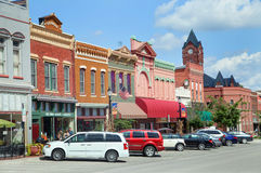 Main Street USA Stock Photos