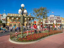 Main Street USA, Magic Kingdom Stock Photo