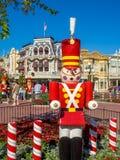 Main Street USA, magiskt kungarike royaltyfri fotografi