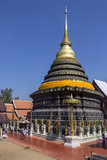 Wat Phra That Lampang Luang - Lampang - Thailand Stock Photos