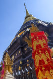 Wat Phra That Lampang Luang - Thailand Royalty Free Stock Image
