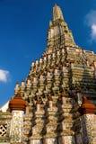 Main stupa of Wat Arun Royalty Free Stock Photos