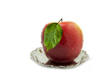 Main symbol of Rosh Hashana Stock Image