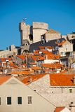 Main tower of Dubrovnik Stock Image