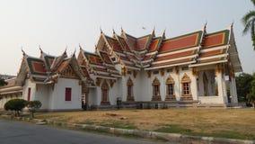 Main Wat Prasri Mahathat temple Royalty Free Stock Photography