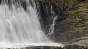 Main Waterfall @ Vickery Creek Royalty Free Stock Images