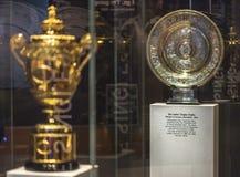 Main Wimbledon tropheys Stock Images