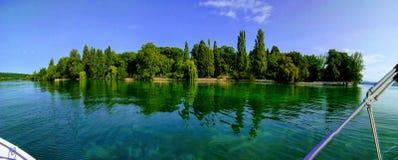 Mainau island in Lake Constance. Bodensee Germany stock photo