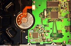 Mainboard或硬盘主板  免版税库存图片