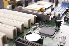Mainboard Stock Photo