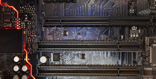 Mainboard Stock Photography