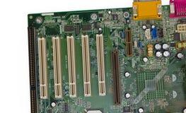 Mainboard do PC Imagens de Stock