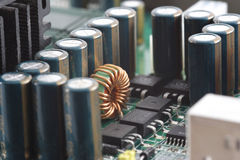 Mainboard Towers Stock Photos