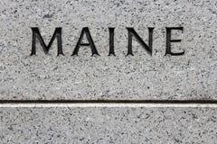 Maine arkivbilder