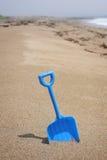 Maine-atlantischer Strand und Spielzeug Lizenzfreies Stockfoto