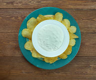 Maine Dip Royalty Free Stock Photography