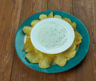Maine Dip Royalty Free Stock Image