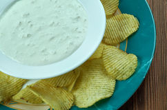 Maine Dip Stock Photography