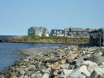 Maine Coastline Royalty Free Stock Images