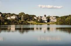 Maine landscape Stock Image