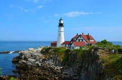 Maine-Leuchtturm Stockfoto