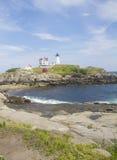 Maine Lighthouse Lizenzfreie Stockfotos