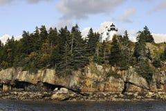 Maine Lighthouse Stock Photos