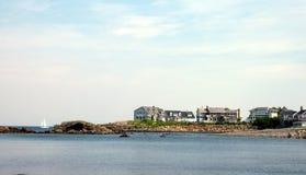 Maine litoral foto de stock royalty free