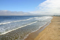 Maine plażowy stary sad Obraz Stock