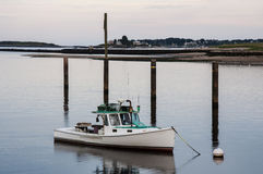 Maine's boats stock images