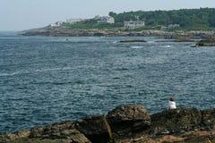 Maine Seashore Royalty Free Stock Image