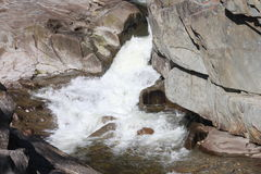 Maine siklawa Fotografia Stock