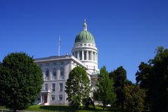 Maine State House, Augusta Royalty Free Stock Photos