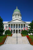 Maine State House, Augusta royalty free stock photo