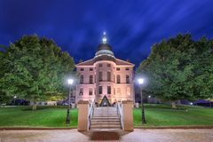 Maine State House. The Maine State House in Augusta, Maine, USA Stock Images