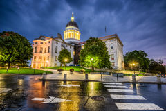 Maine State House. The Maine State House in Augusta, Maine, USA Royalty Free Stock Photos