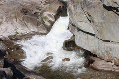 Maine Waterfall Photographie stock