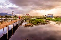 Maing Thauk Στοκ Φωτογραφία