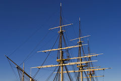 Mainmast Stock Photo