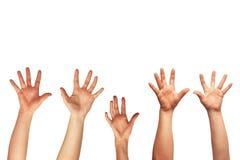 mains photo libre de droits