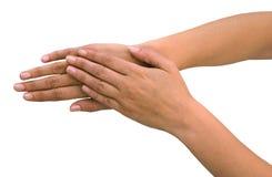 mains photos libres de droits