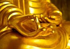 Mains de Bouddha images stock