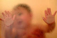 Mains de chéri Image libre de droits