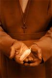 Mains de la grace (9) Image stock