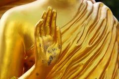 Mains du Bouddha photos libres de droits
