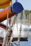 Mainsail стоковое изображение